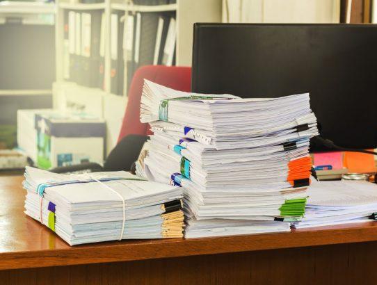 Digitalizacja dokumentów - od czego zacząć?